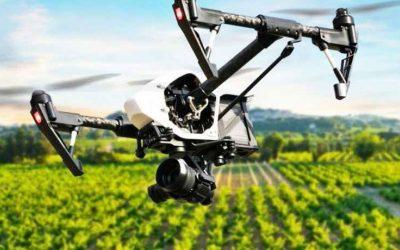 Droni al servizio dell'agricoltura